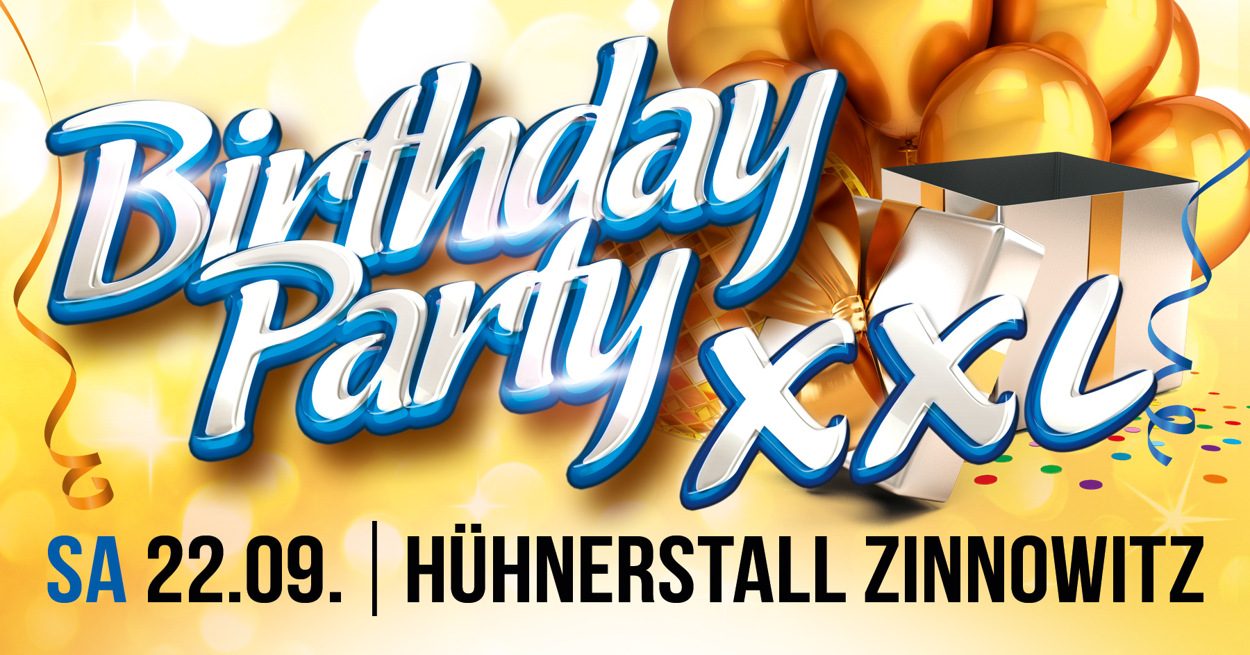 Birthday Party XXL