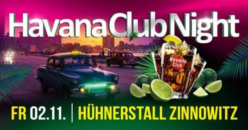 Havana Club Night / Jiggle it and drink Rum