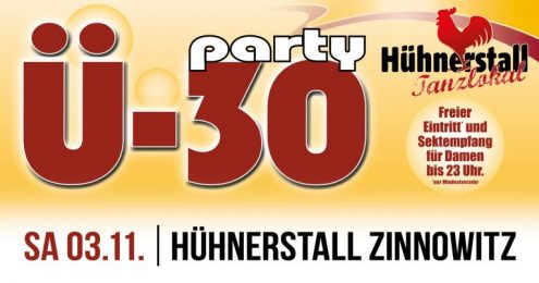 Ü-30 Party - Video Edition / 25+