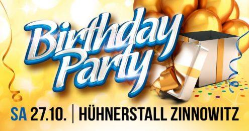 Birthday Party - Tell 'em that is my birthday