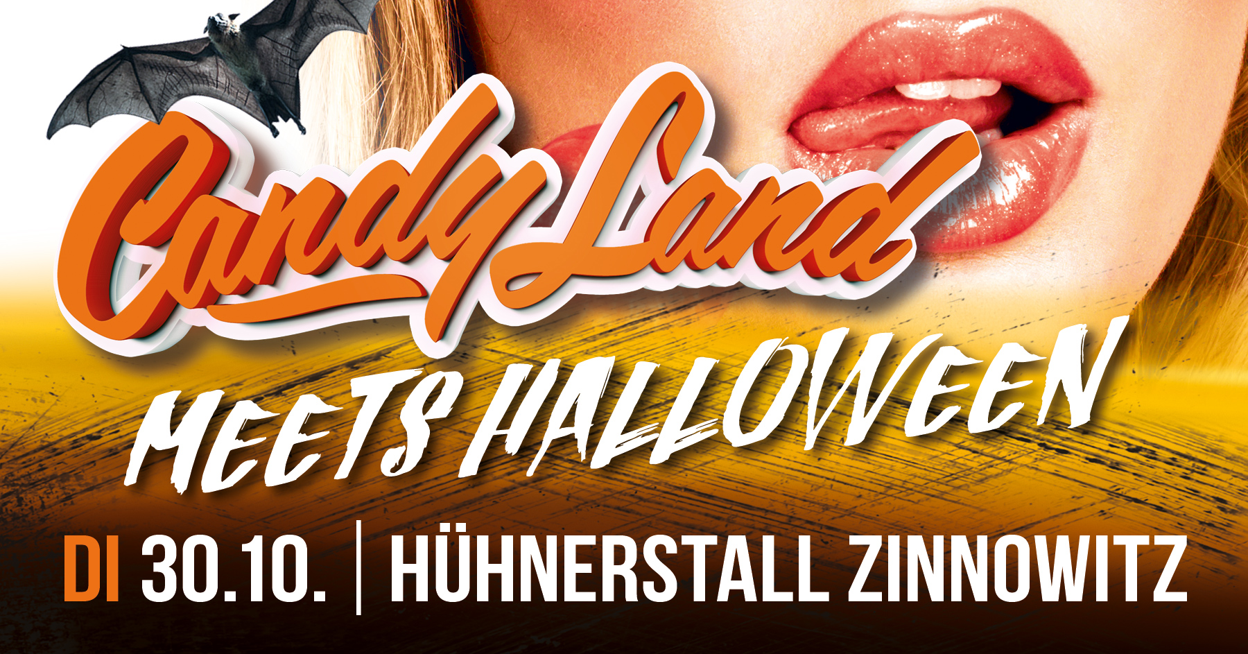 Candy Land meets Halloween
