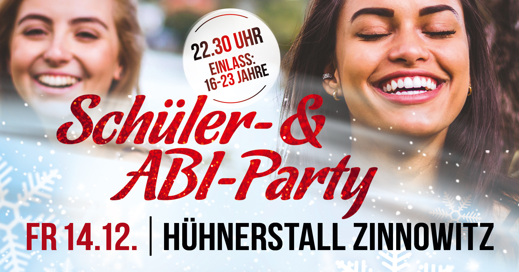 Schüler-& ABI Party - The New Generation
