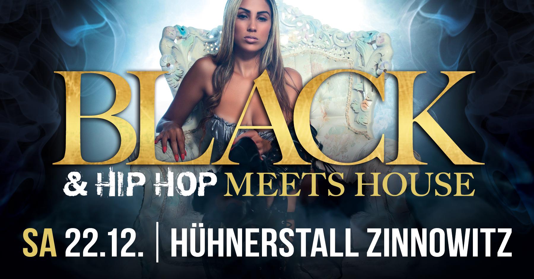 Black Rap und Hip Hop meets House Goa und Techno