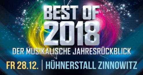 Best of 2018 – Der musikalische Jahresrückblick