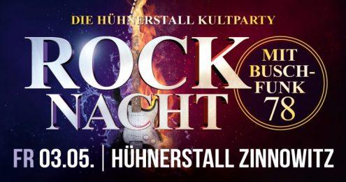 Rock-Nacht mit Buschfunk 78-We Will Rock You