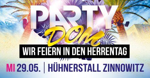 Partydom - Malle Party - Wir feiern in den Herrentag