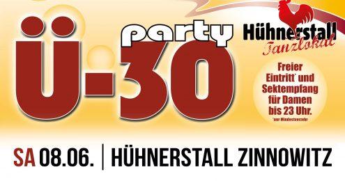Ü-30 Pfingst Party-Generation 25+