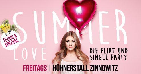 Summer Love - Die Flirt und Single Party