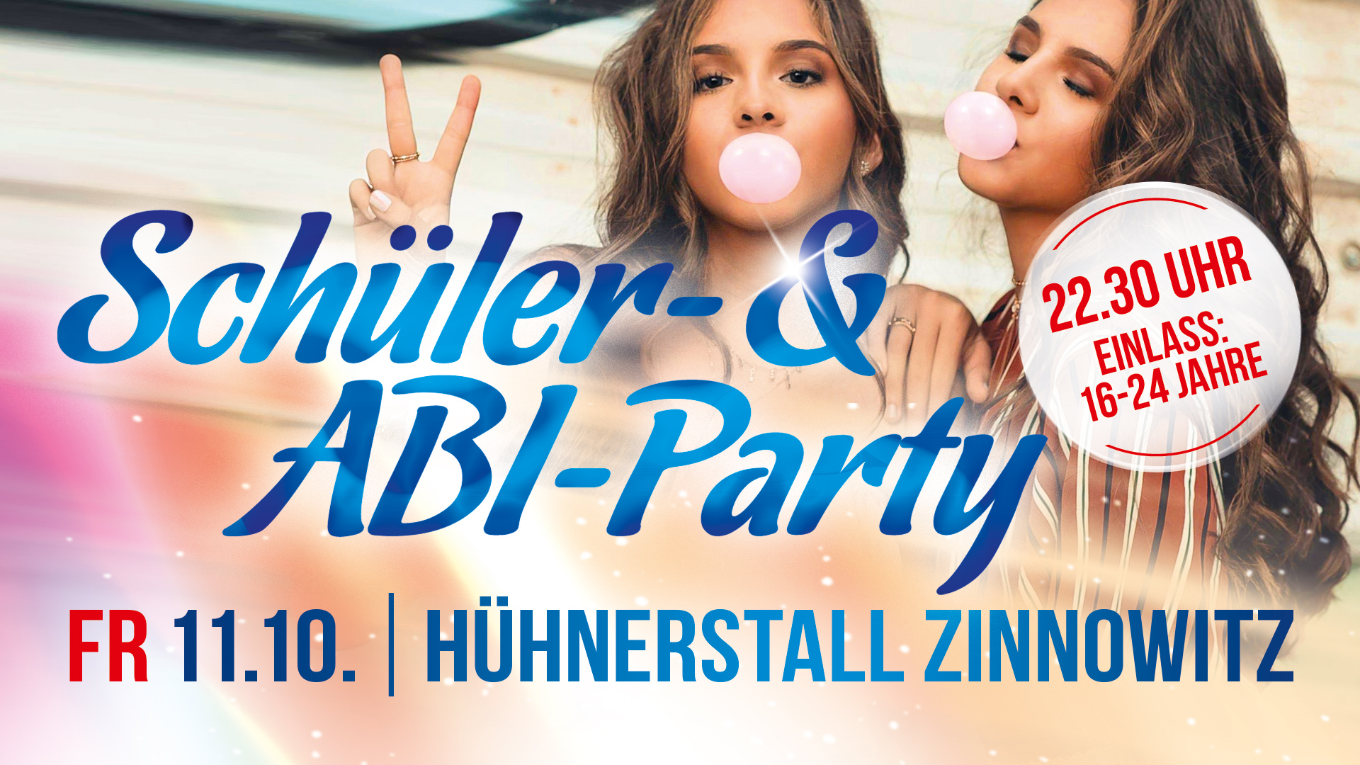 ABI und Schüler Party - The New Generation