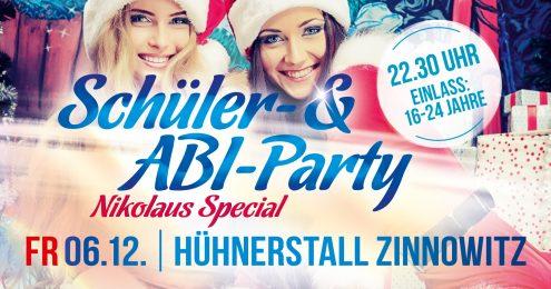 Schüler & ABI Party - Nicolaus Special