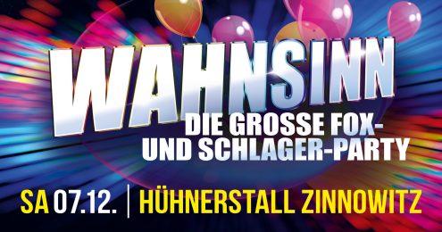 Wahnsinn - Die Große Fox-& Schlager-Party