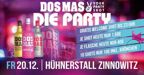 Dos Mas - Die Party