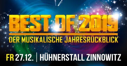 Best of 2019 - Der musikalische Jahresrückblick
