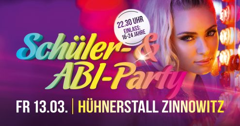 Schüler und ABI Party - The New Generation